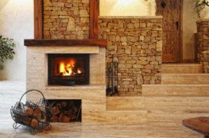 Как пользоваться дровяным камином
