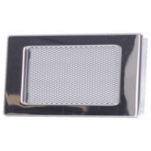 Вентиляционная решетка никель 11х17 мм