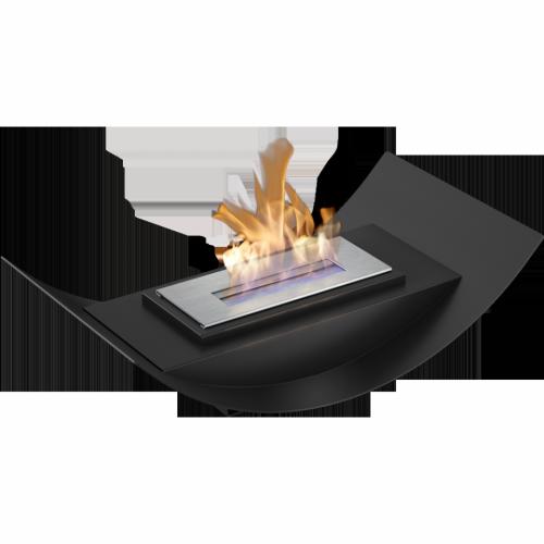 Биокамин Kratki Misa mini черная