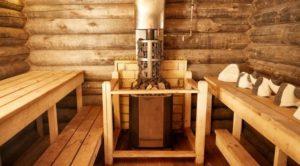 как построить финскую баню